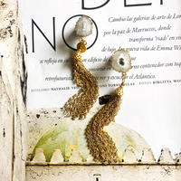 Greek Handmade Jewelry with Tassels