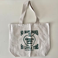 GREEN APPLE Books オリジナル CLOTH TOTE BAG