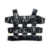 90's COMME des GARCONS Harness vest Size Free