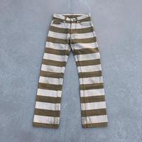 AD1999 HELMUT LANG Prisoner Border Pants