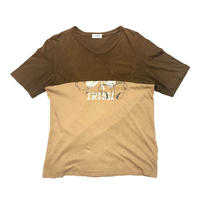 """UNDERCOVER """"ONE OFF"""" Remake Print T-shirt Size Free"""