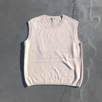 HERMES by  Martin Margiela  knit vest