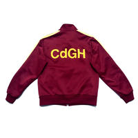 AD2002 COMME des GARCONS HOMME Logo track jacket Size Free