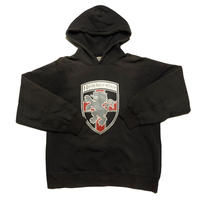 90's NUMBER (N)INE  Emblem logo hoodie Size 3