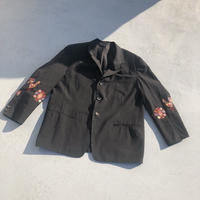 Yohji Yamamoto Pour Homme 93AW Embroidered Jacket S
