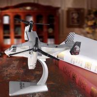 【新品】1/72 Bell Boeing V-22 Osprey オスプレイ モデルエアクラフト 航空機 戦闘機