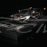 【新品】1/43 McLaren P1 GTR マクラーレン モデルカー ブラック