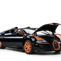 【新品】1/18 ブガッティ・ヴェイロン Bugatti Veyron 16.4 モデルカー