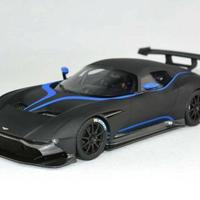 【新品】1/18 Aston Martin Vulcan アストンマーティン ヴァルカン モデルカー ブラック
