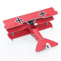 【新品】1/72 フォッカー Dr.I レッドバロン モデルエアクラフト 航空機 戦闘機