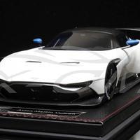 【新品】1/18 Aston Martin Vulcan アストンマーティン ヴァルカン モデルカー ホワイト