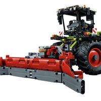 レゴ互換品 ヘビートラクター テクニックアルティメットシリーズ LEGO互換 2906ピース