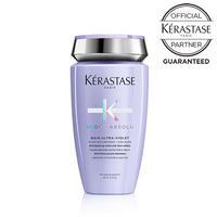 シャンプー(色素入り)【KERASTASE ケラスターゼ BL バン ブロンドアブソリュ 250ml(紫色素配合シャンプー)】