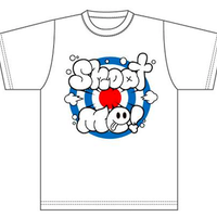 泡パ【Shoot me!】 Tシャツ