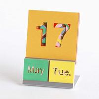 万年カレンダー LAYER #01 color