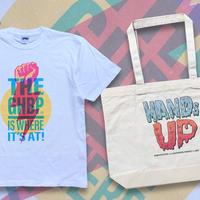【受注生産】THE GHBP Tシャツ&エコバッグ