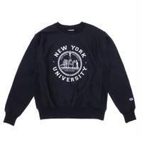 Champion Reverse Weave NYU Black