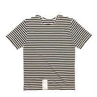 Russian Military Stripe S/S T-Shirt Black