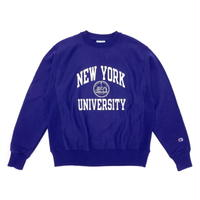 Champion Reverse Weave NYU Purple