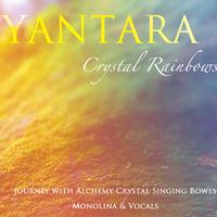 クリスタルボウル CD 『Crystal Rainbow』