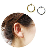 e106 small hoop earring