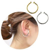 e098 round ear cuff  L