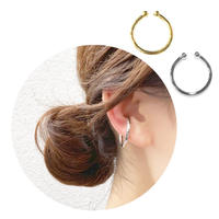 e097 round ear cuff M