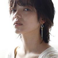 e109 gold +silver MIX earring / pierce
