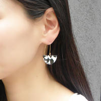 UK281 marble lile motif pierce