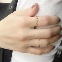 r042 wave design ring