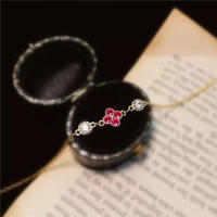 flower stone bracelet