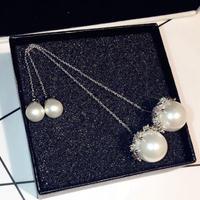 pearl catch chain pierce