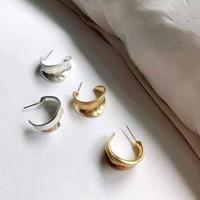 vintage hoop pierce
