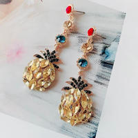pineapple bijou  pierce