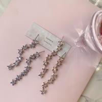 star stone long  pierce