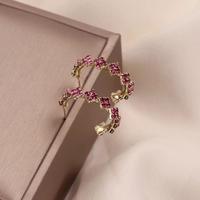 flower hoop  pierce