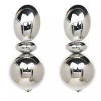 large metal ball pierce