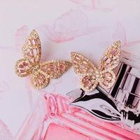 butterfly cute pierce