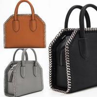 side chain handbag