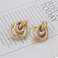 matgold hoop pierce