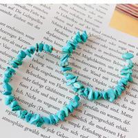 turquoise hoop  pierce