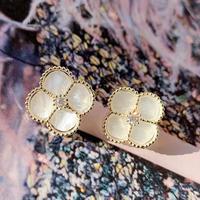 shell clover pierce