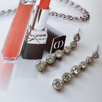diamond long pierce