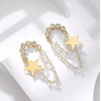 star clear chain pierce
