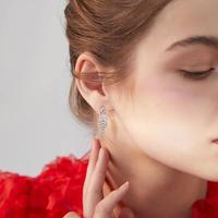 stone fringe small pierce