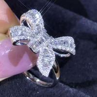 lovely ribbon  ring