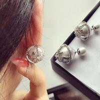 jewelry pearl catch pierce