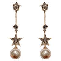 star long pearl  pierce