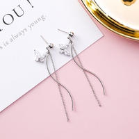 butterfly chain pierce