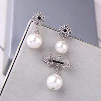 pearl jewelry  pierce